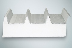 Paneles de cubierta / techo aislada tipo PV-4 (Koverpanel – RC-4/RC-2)